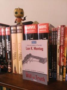 Will to Truth bookshelf
